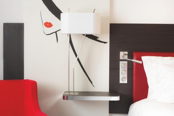 Standard Double Room - Free Wi-Fi