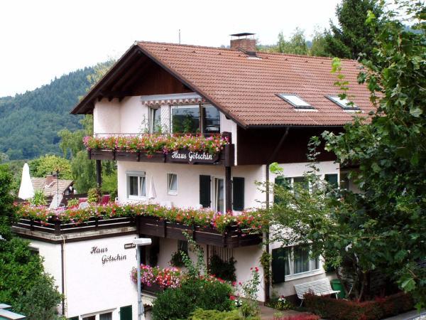 Hotelbilleder: Hotel garni Haus Götschin, Badenweiler