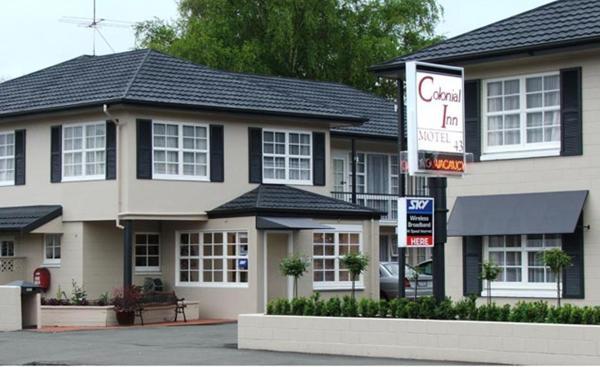 Zdjęcia hotelu: Colonial Inn Motel, Christchurch