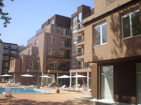 Economy One-Bedroom Apartment in Sveta Sofia Complex