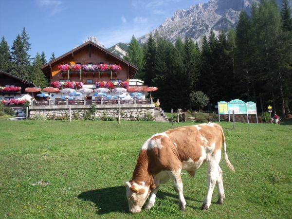 Zdjęcia hotelu: Gasthof Edelbrunn, Ramsau am Dachstein