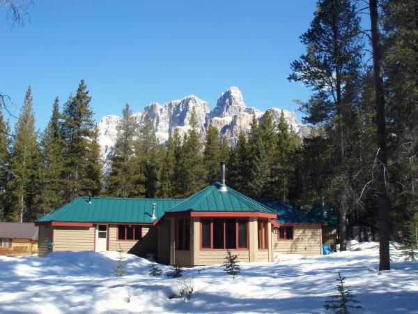 Hotel Pictures: HI-Castle Mountain Hostel, Castle Junction