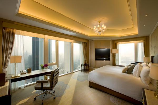 Executive King Room - Corner