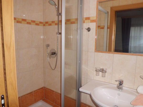 Large Two-Bedroom Apartment with Two Bathrooms