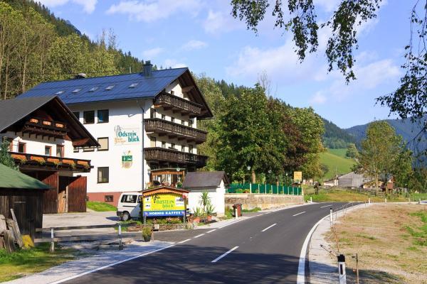 Hotellikuvia: Gasthof - Pension Ödsteinblick, Johnsbach