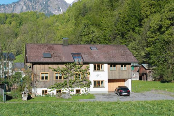 Fotos del hotel: Ferienwohnungen Sutter, Au im Bregenzerwald