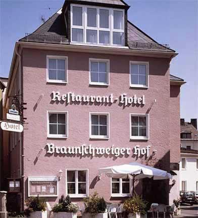 Hotel Pictures: Braunschweiger Hof, Münchberg