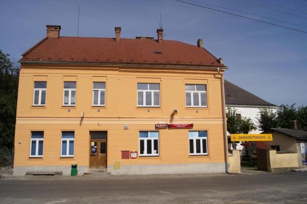 Hotel Pictures: Penzion Modrý Jelen, Vidnava