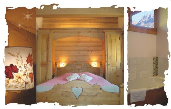 Double Room with Mountain View - Attic
