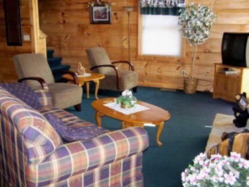 Two Bedroom Log Cabin