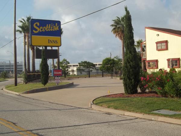 Fotos de l'hotel: Scottish Inns Galveston, Galveston