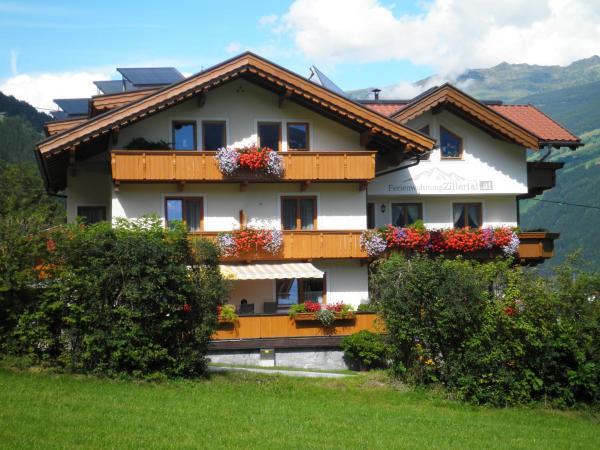 Hotellbilder: Ferienwohnung Zillertal, Zellberg