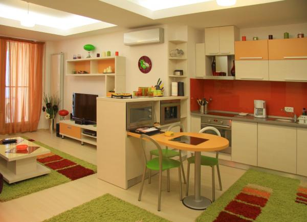 One-Bedroom Apartment - Multiple Locations