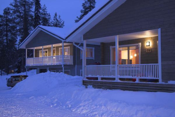 Hotel Pictures: Sallatunturin Tuvat, Salla