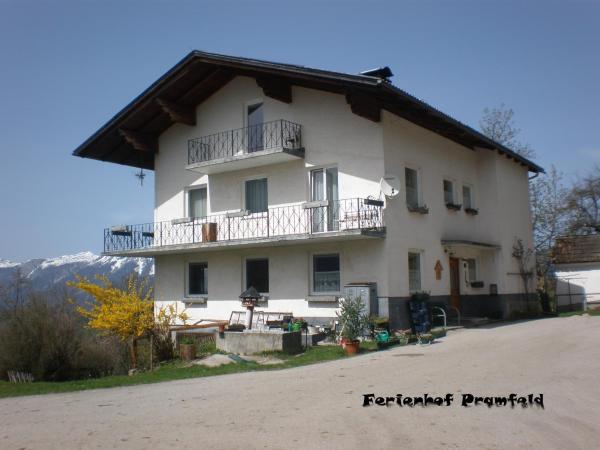 ホテル写真: Ferienhof Pramfeld, Spital am Pyhrn