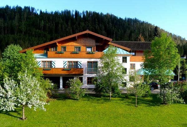ホテル写真: Aparthotel Kristall, アルテンマルクト・イム・ポンガウ