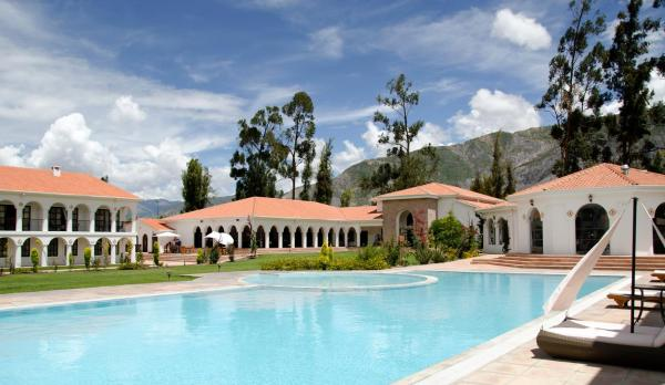 Hotel Pictures: DM Hotel Andino Resort & Spa, Mecapaca