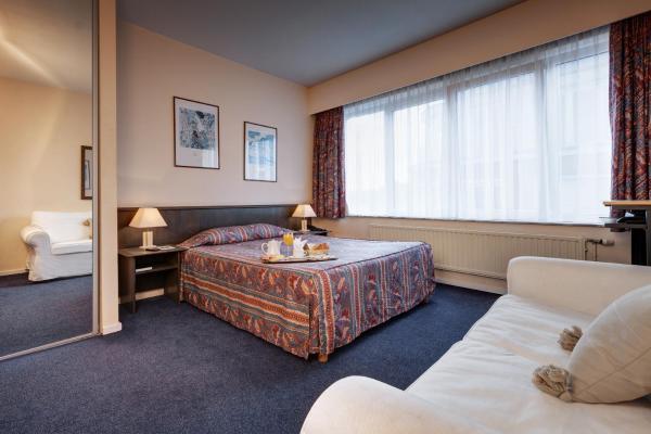 Fotografie hotelů: Hotel Beau Site, Brusel