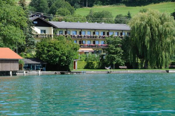 Hotelfoto's: Strandhotel, Weyregg