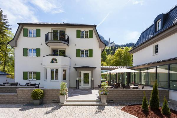 Hotel Pictures: Villa Ludwig Suite Hotel, Hohenschwangau
