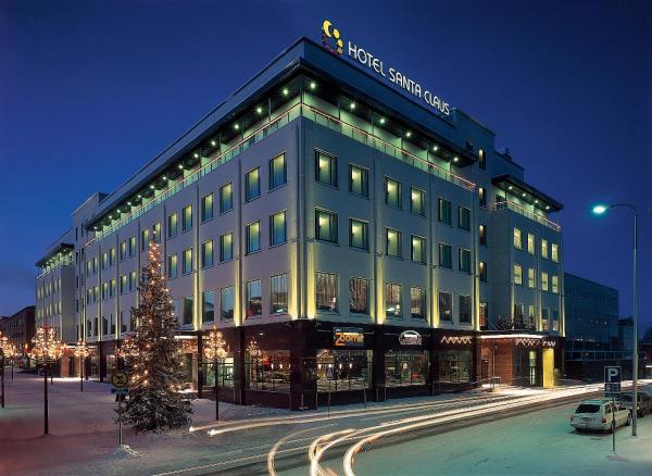 Hotellikuvia: Santa's Hotel Santa Claus, Rovaniemi