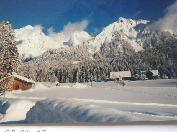 Photos de l'hôtel: Haus Elsa, Ramsau am Dachstein