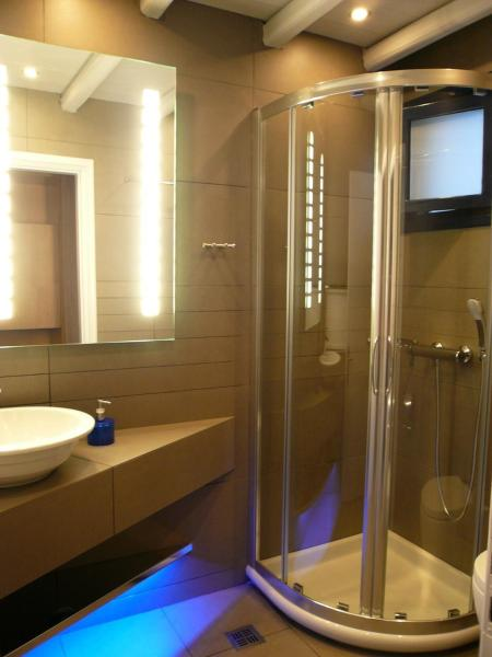 Superior Triple Room with Side Sea View