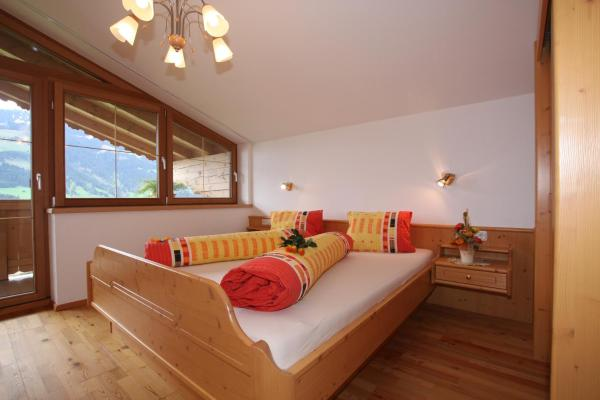Attic Two-Bedroom Apartment with Balcony