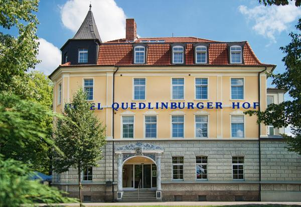 Hotelbilleder: Hotel Quedlinburger Hof, Quedlinburg