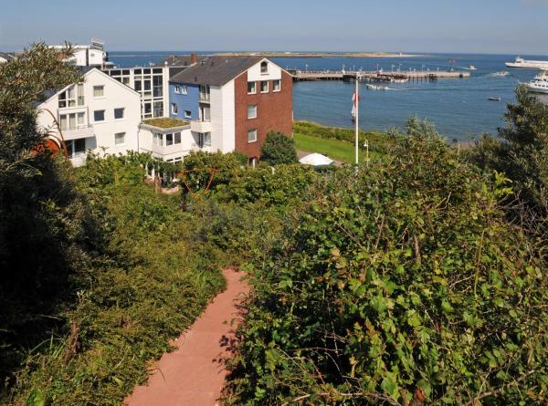 Hotel Pictures: Hotel Rickmers' Insulaner, Helgoland