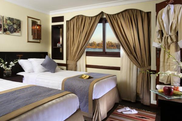 Twin Cabin Luxor/Aswan
