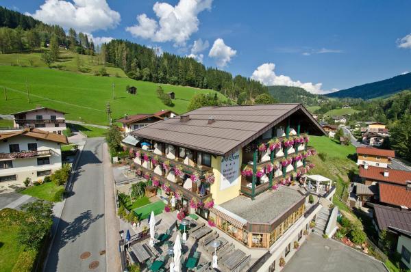 Fotos do Hotel: Hotel Enzian, Wagrain