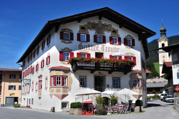 Photos de l'hôtel: Gasthof Traube, Hopfgarten im Brixental