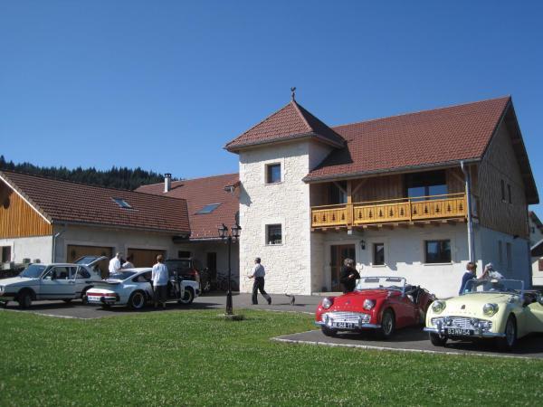 Hotel Pictures: La Tour du Coq Doré, Granges-Narboz