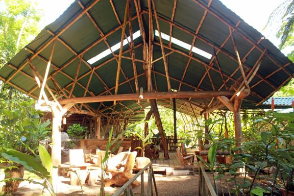 Hotel Pictures: Danta Corcovado Lodge, Rincón
