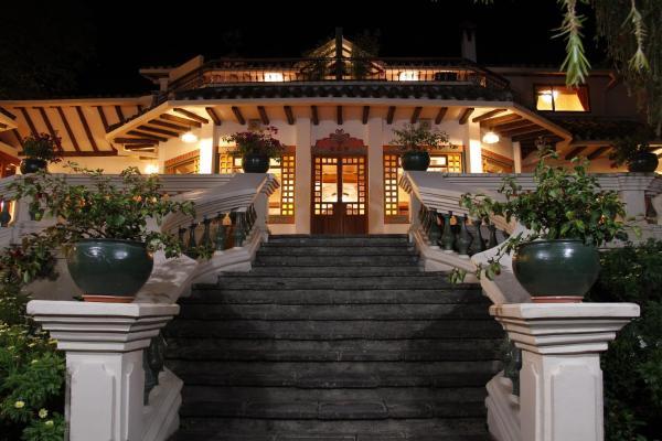 Hotel Pictures: Hacienda Uzhupud, Paute
