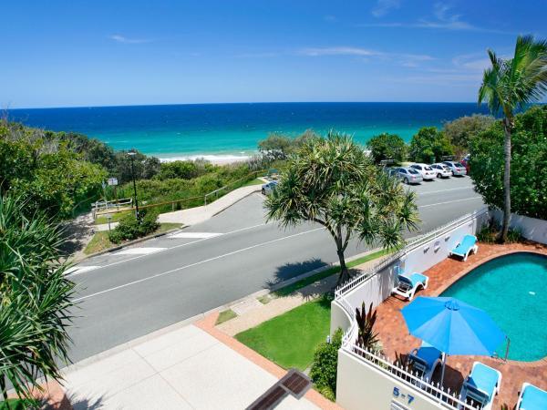 酒店图片: La Mer Sunshine Beachfront, 阳光海岸