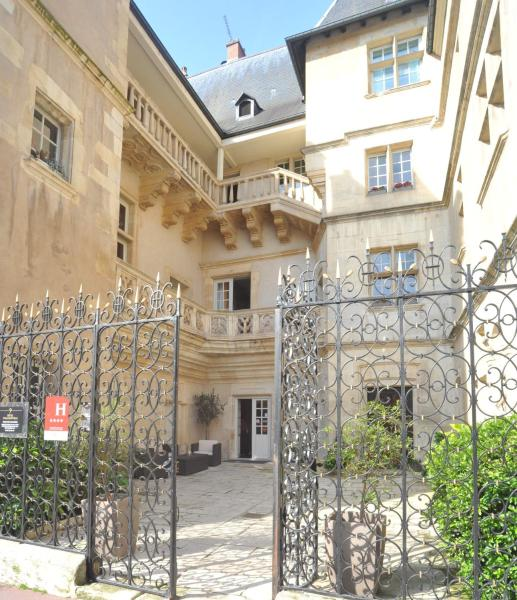 Hotel Pictures: Hotel D'haussonville, Nancy