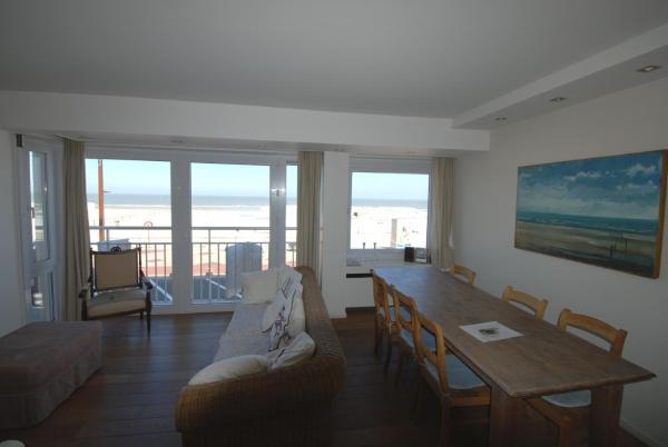 Фотографии отеля: Apartment Entre Ciel et Mer, Кнокке-Хейст