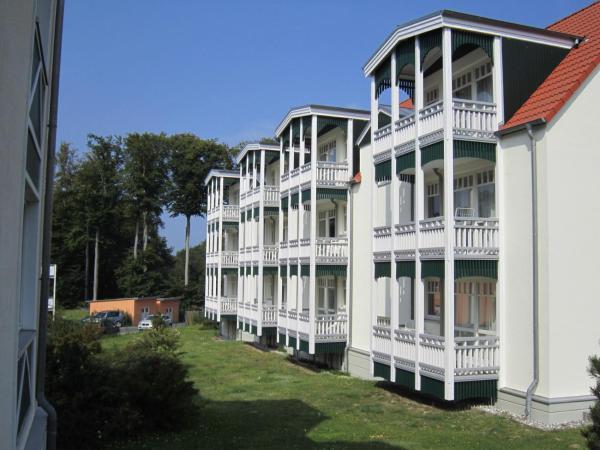 Hotelbilleder: Wohnresidenz am Buchenhain, Ostseebad Koserow
