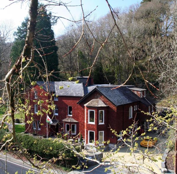 Hotel Pictures: Lledr House Hostel, Dolwyddelan