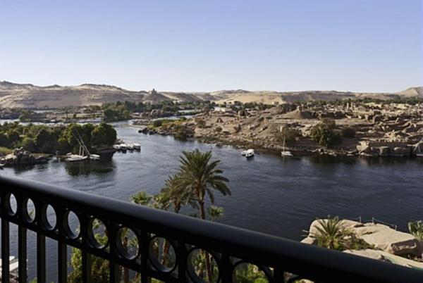 Palace Cataract Suite Nile or Garden View