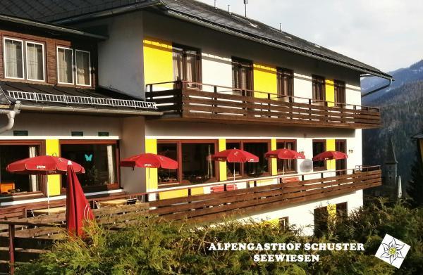 Φωτογραφίες: Alpengasthof Schuster, Seewiesen