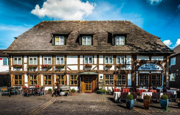 Hotelbilleder: Hotel Hellers Krug, Holzminden