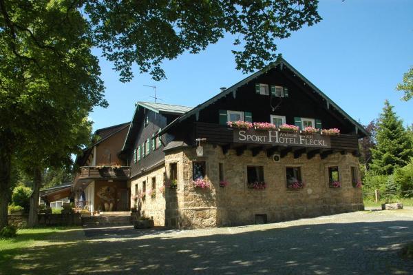 Hotel Pictures: Sporthotel Fleckl, Warmensteinach