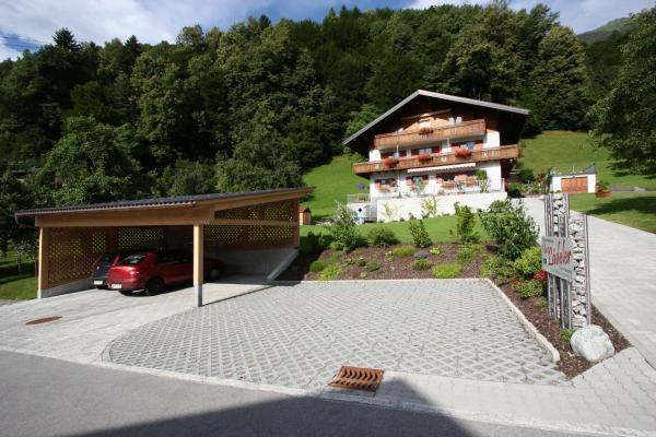 ホテル写真: Haus Lädeler, シュルンス