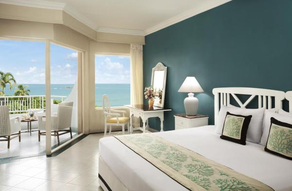 Superior Charm King Room with Sea View