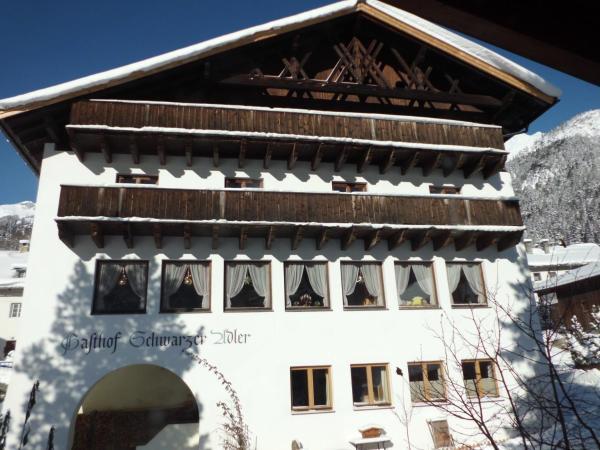Hotel Pictures: Hotel Schwarzer Adler, Pettneu am Arlberg