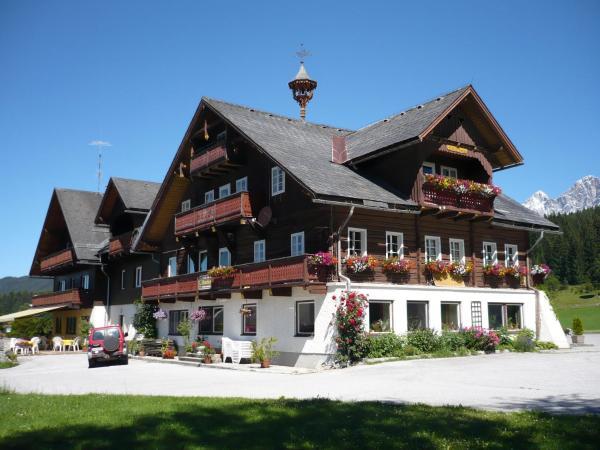 Zdjęcia hotelu: Hotel Stockerwirt, Ramsau am Dachstein