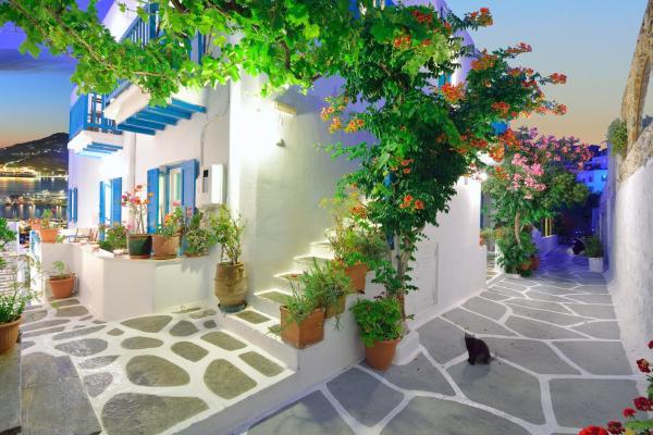 Φωτογραφίες: Hotel Nazos, Χώρα Μυκόνου